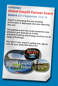 2014_EasyIO_PartnerEvent