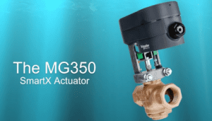MG350 SmartX Actuator offers great havoc control